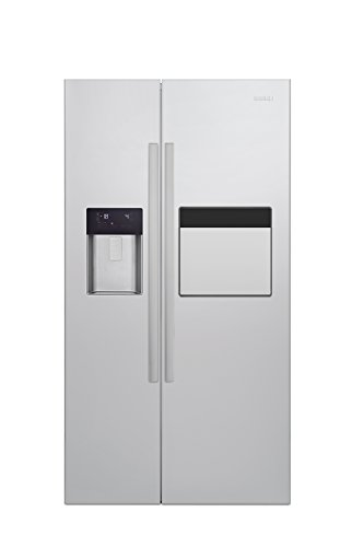 beko gn 162420 x side by side a 182 cm h he 471 kwh jahr 368 liter k hlteil 176 liter. Black Bedroom Furniture Sets. Home Design Ideas